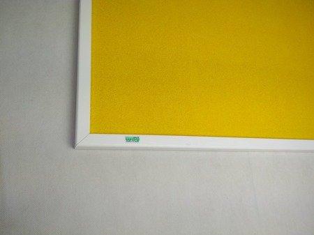 Tablica korkowa KOLOROWA w KOLOROWEJ ramie drewnianej 40x60 cm NOWOŚĆ!!!!!